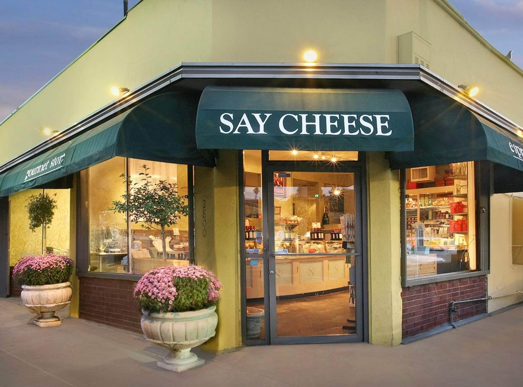 Say Cheese Gourmet Food Baskets and Hampers for Delivery in Los Angeles, California