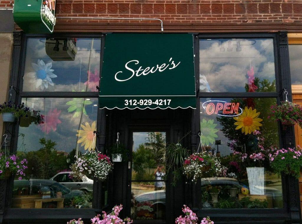Steve's Flower Market for Roses in Chicago
