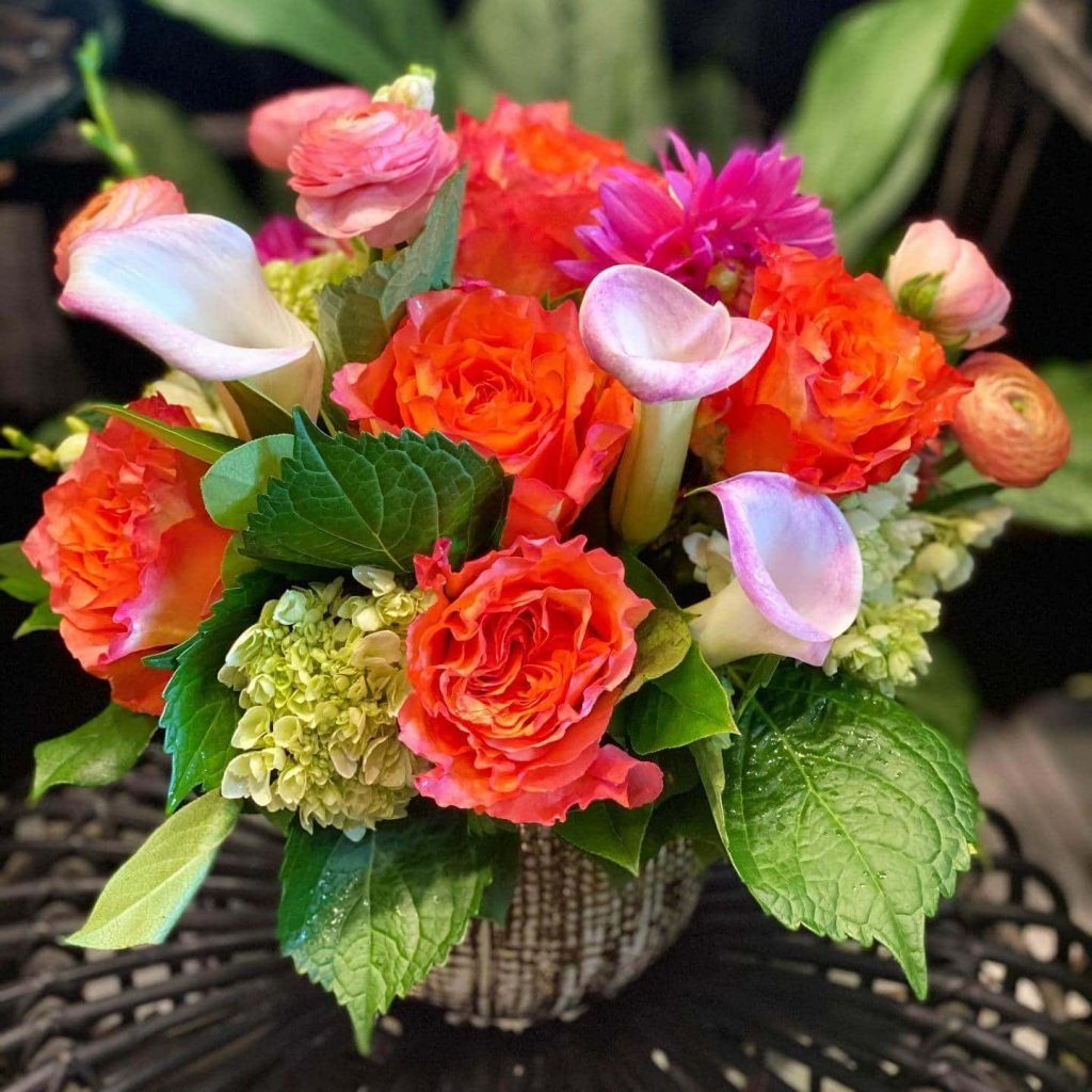 The Enchanted Florist Same Day Flower Delivery in Washington DC