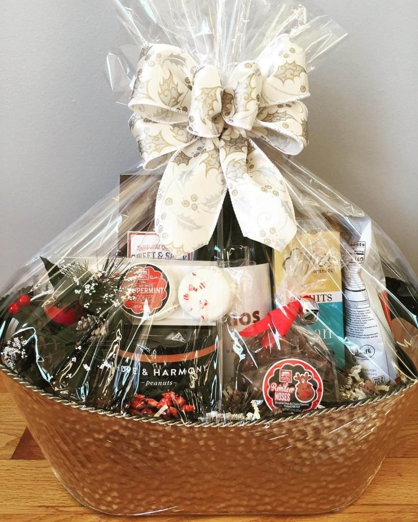 Thoughtful Presence Gift Baskets and Hamper Delivery in Chicago