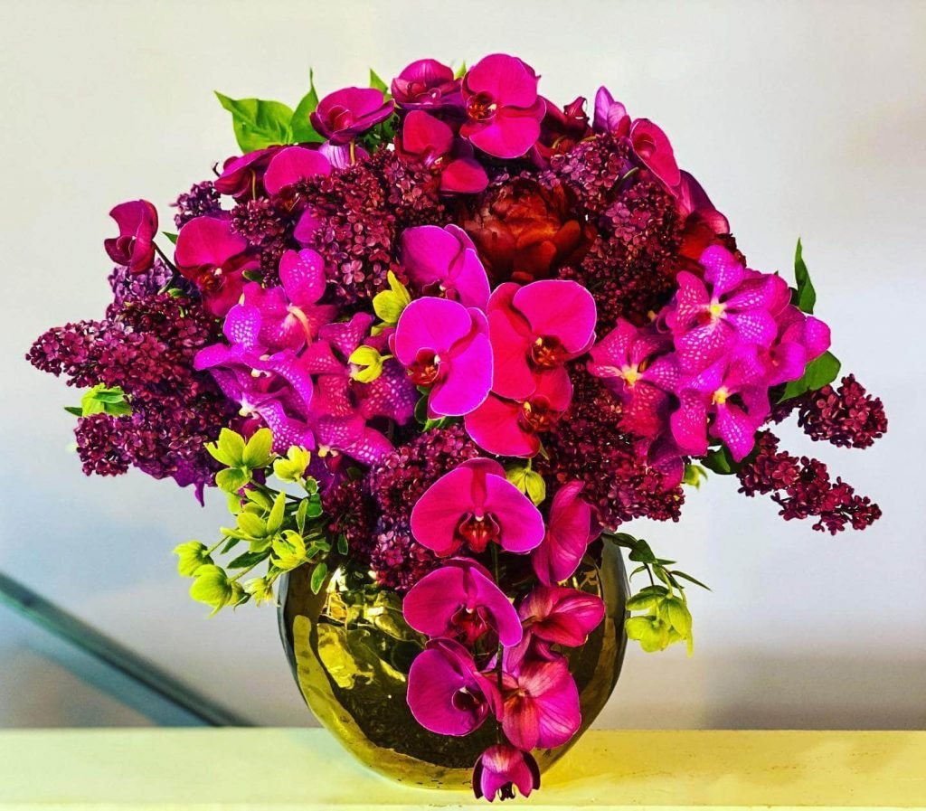 Ultra Violet Flowers for Delivery in Washington DC
