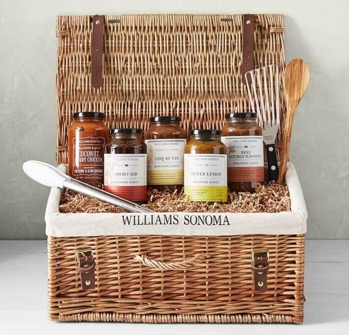 Williams Sonoma Gifting Hampers for Delivery in Los Angeles and Orange County