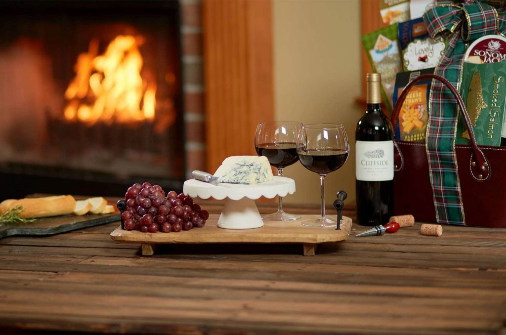Wine Country Gift Basket Delivery in Los Angeles and Orange County