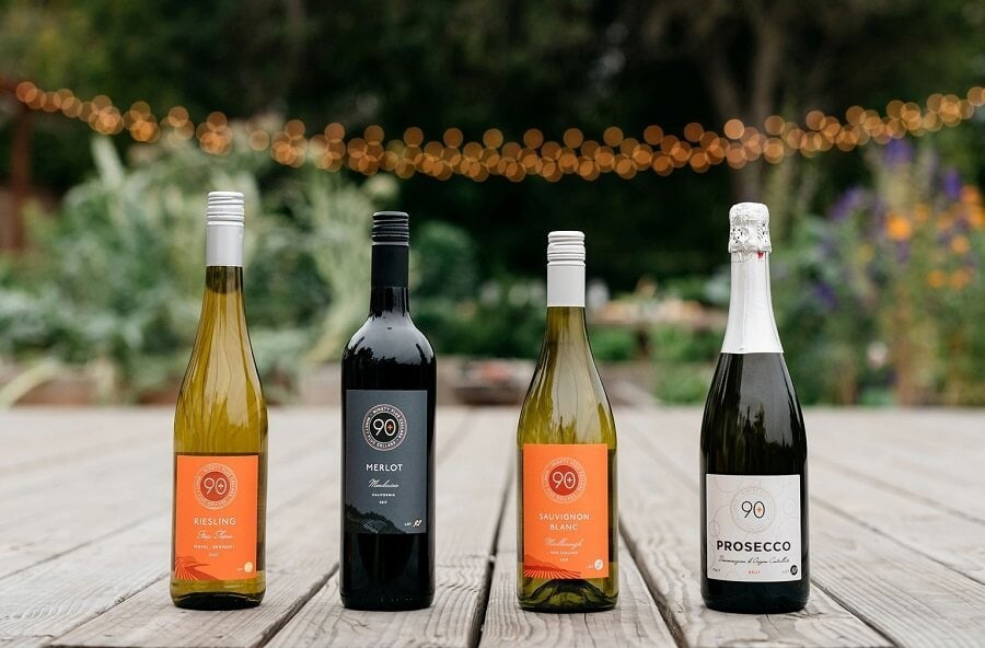 90+ Cellars Wine Club and Subscription Wine Box in the USA