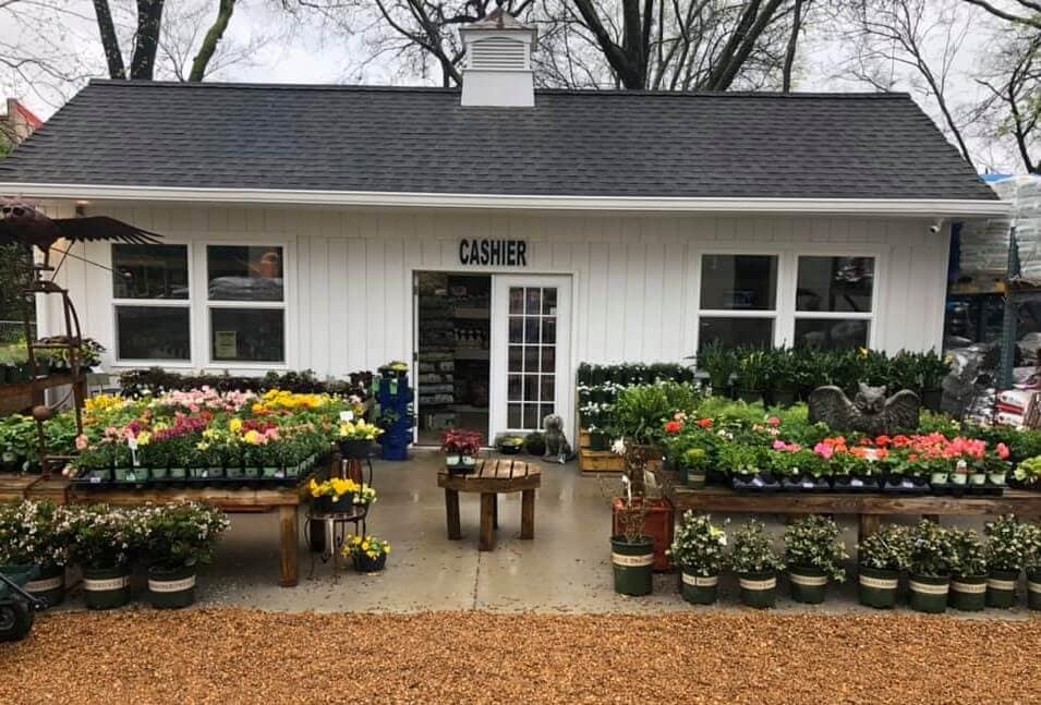 Creekside Garden Center in Nashville TN