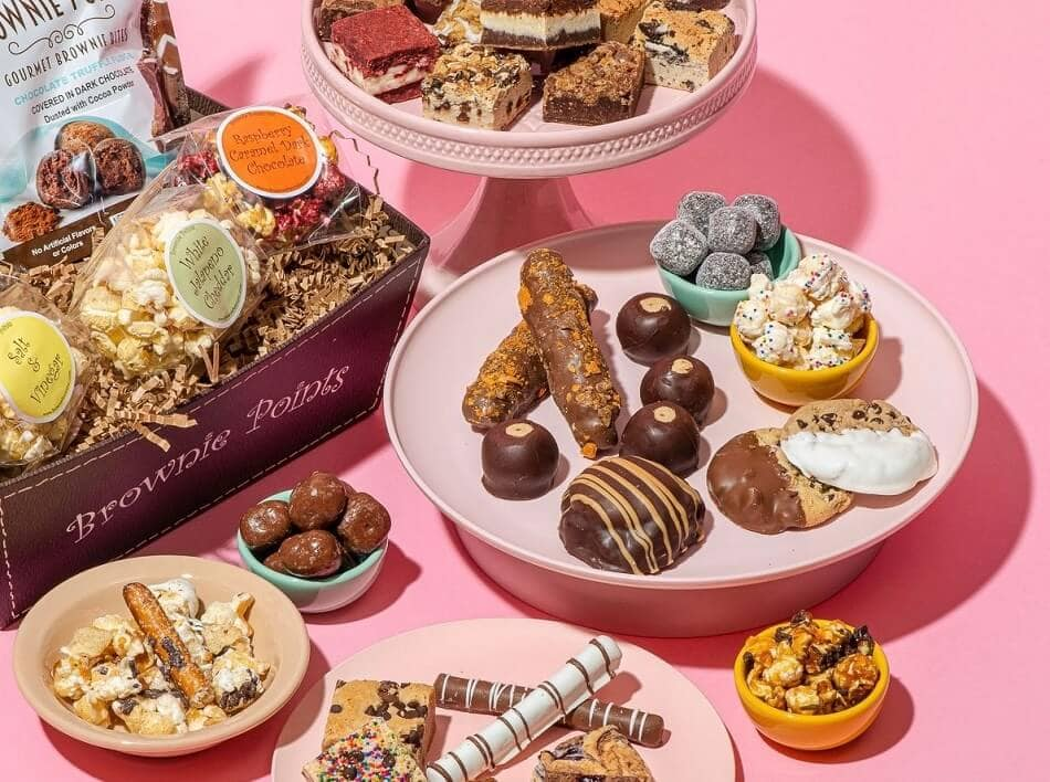 Goldbelly Gift Boxes and Gourmet Treats in San Diego