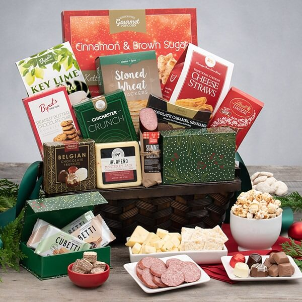 Gourmet Gift Basket Delivery San Diego