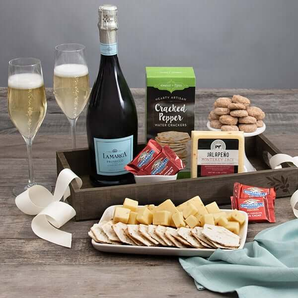 Gourmet Gift Basket Delivery in San Francisco