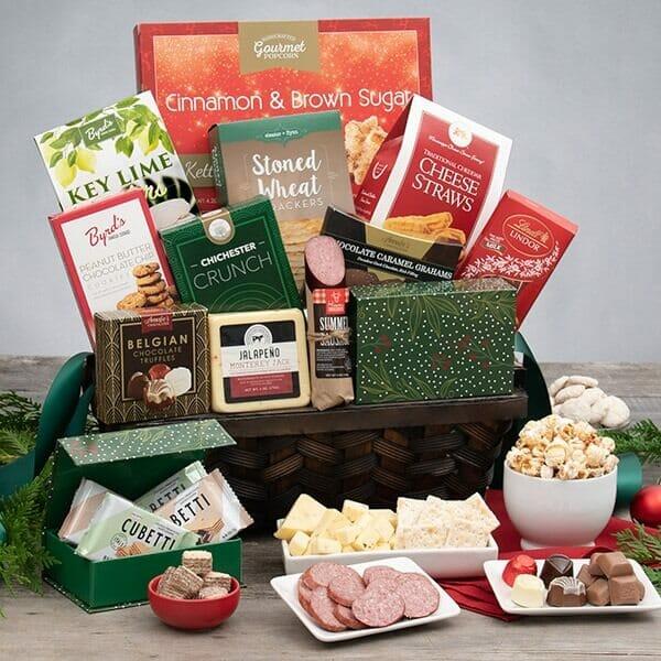 Gourmet Gift Basket and Hamper Delivery in San Francisco