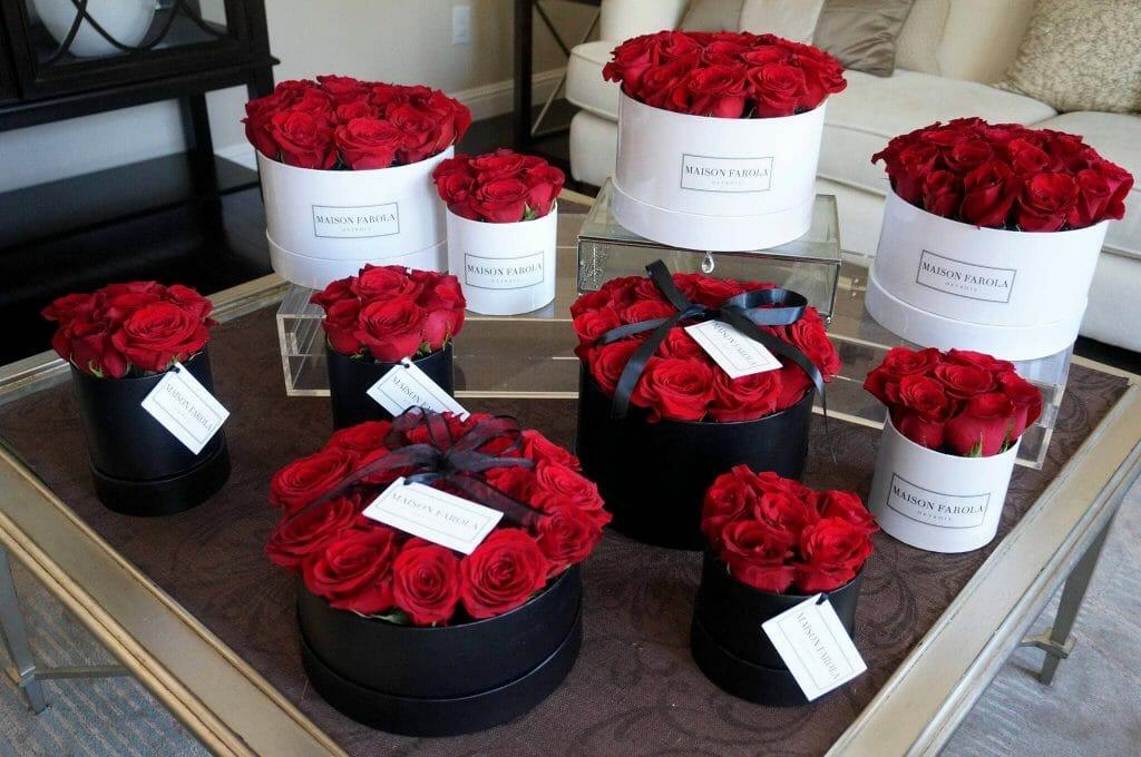 Maison Farola Flower Delivery in Detroit