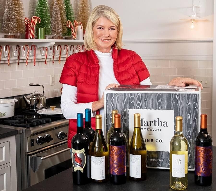 Martha Stewart Wine Co. USA