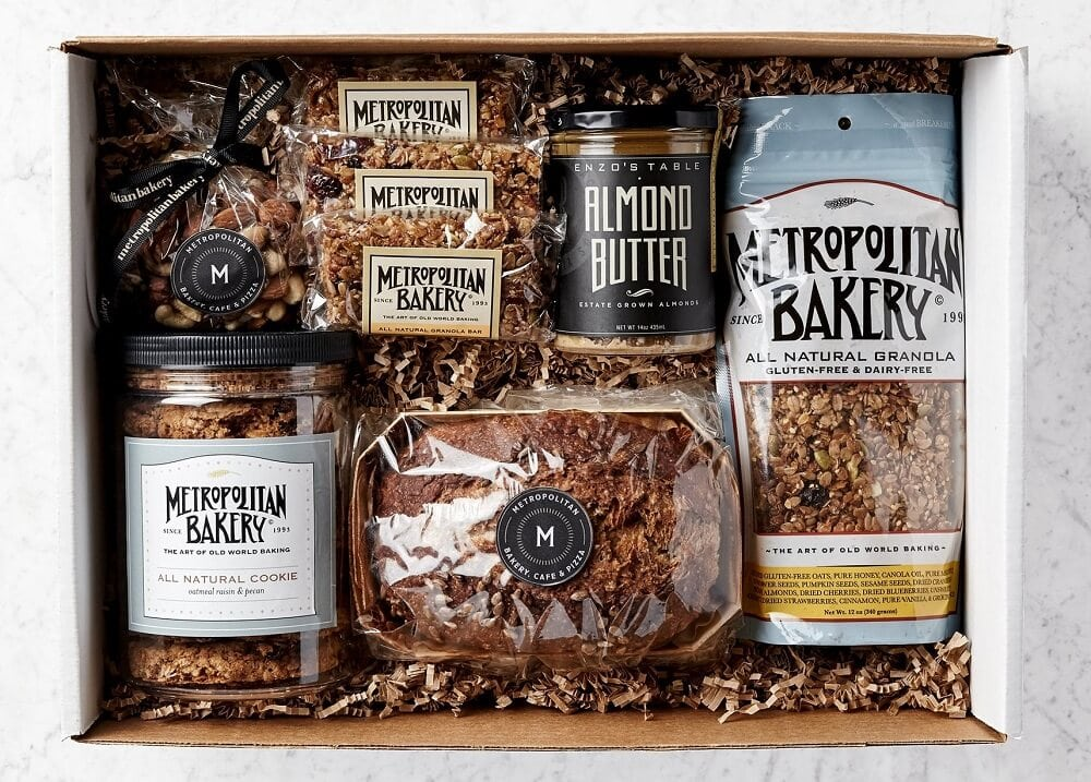 Metropolitan Bakery Gift Boxes Delivery in Philadelphia