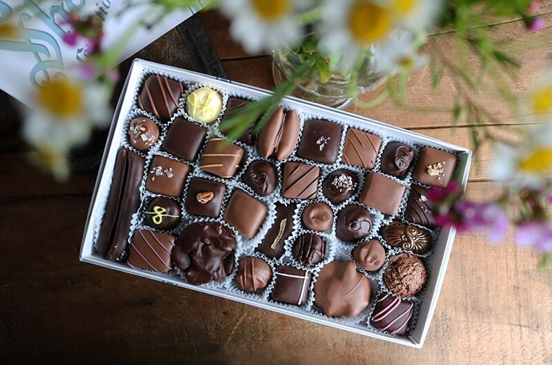Shane's Confectionery Store Gift Boxes