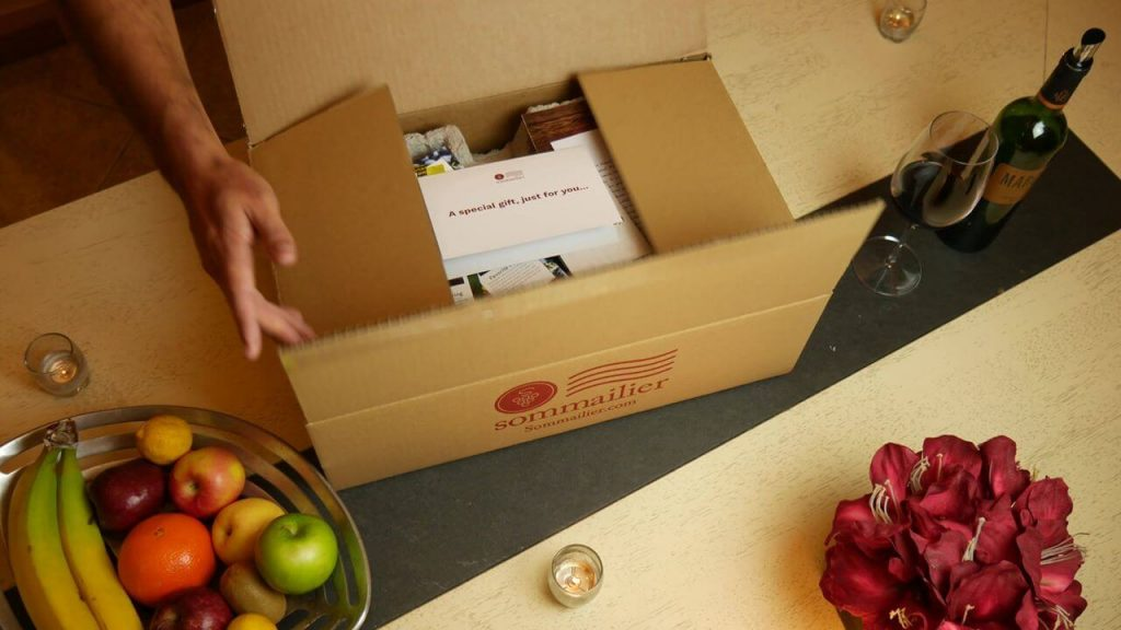 Sommailier Wine Club and Subscription Box