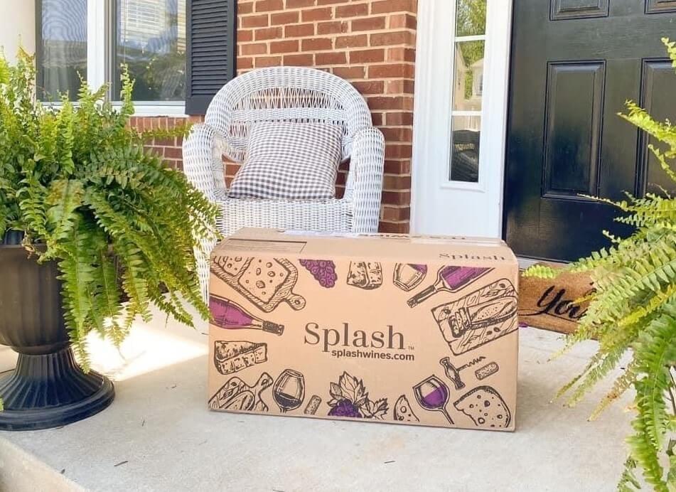 Splash Wines Club and Subscription Box USA