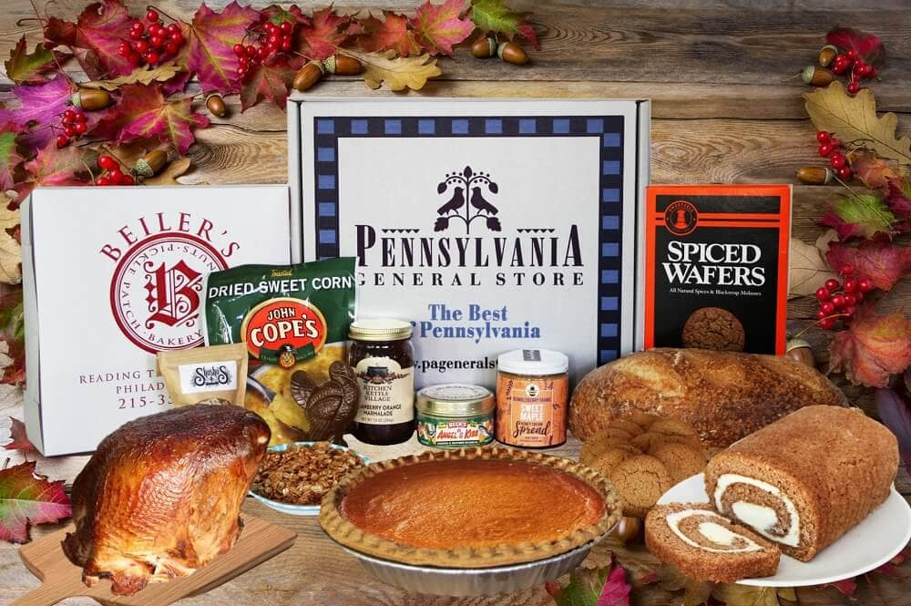 THe Pennsylvania General Store Gift Baskets