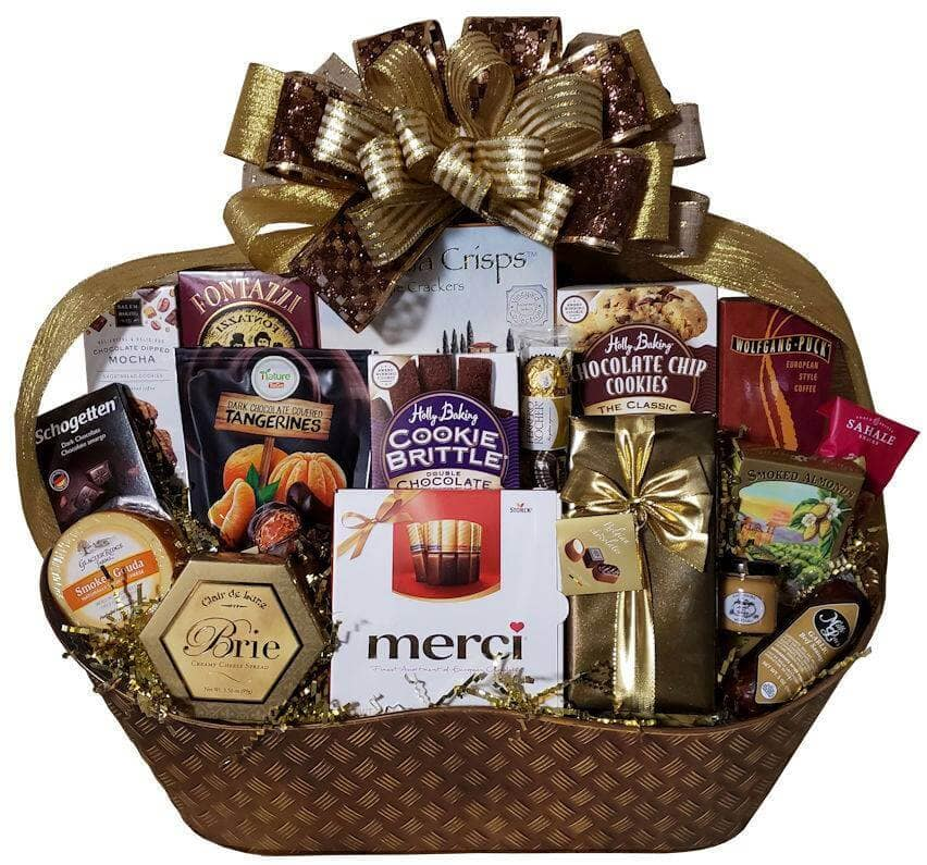 The Best To You Gift Basket Delivery San Diego