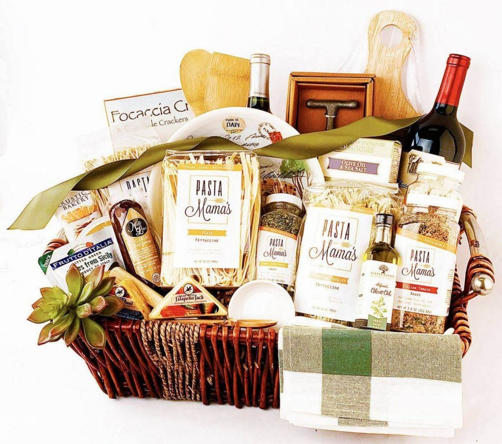 The Best To You Gourment Gift Basket Delivery San Diego