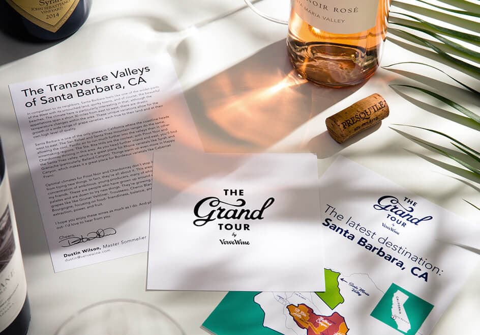 The Grand Tour Wine Club USA