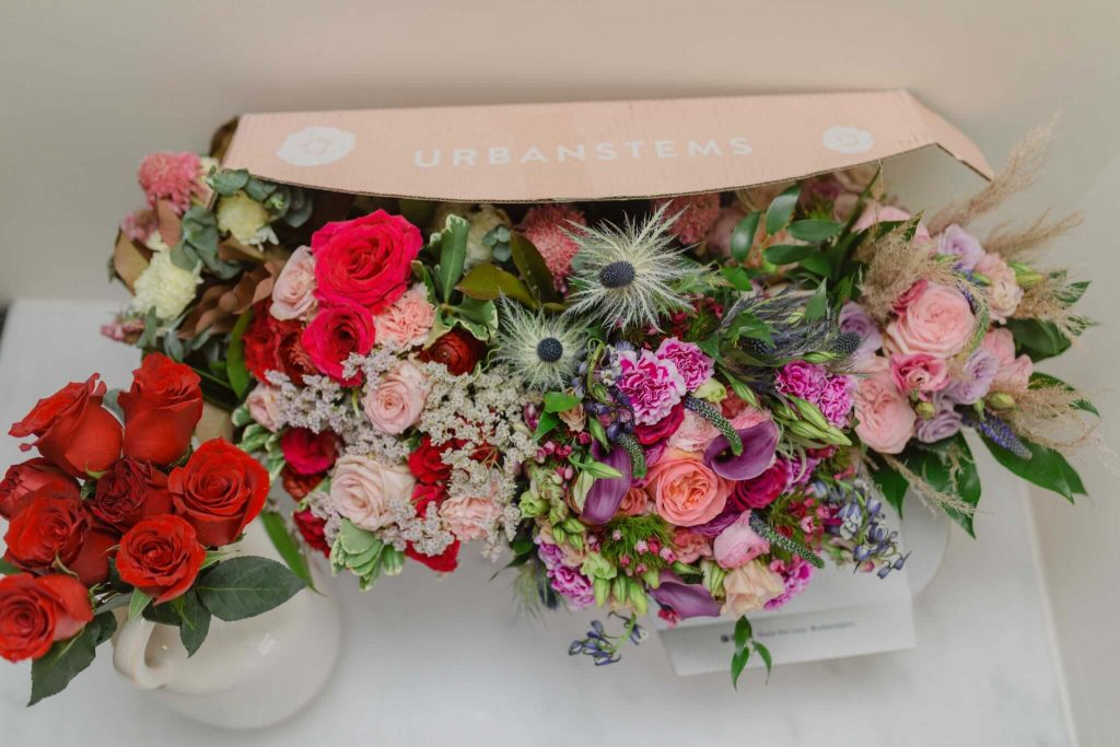 UrbanStems Gift Box Delivery San Diego