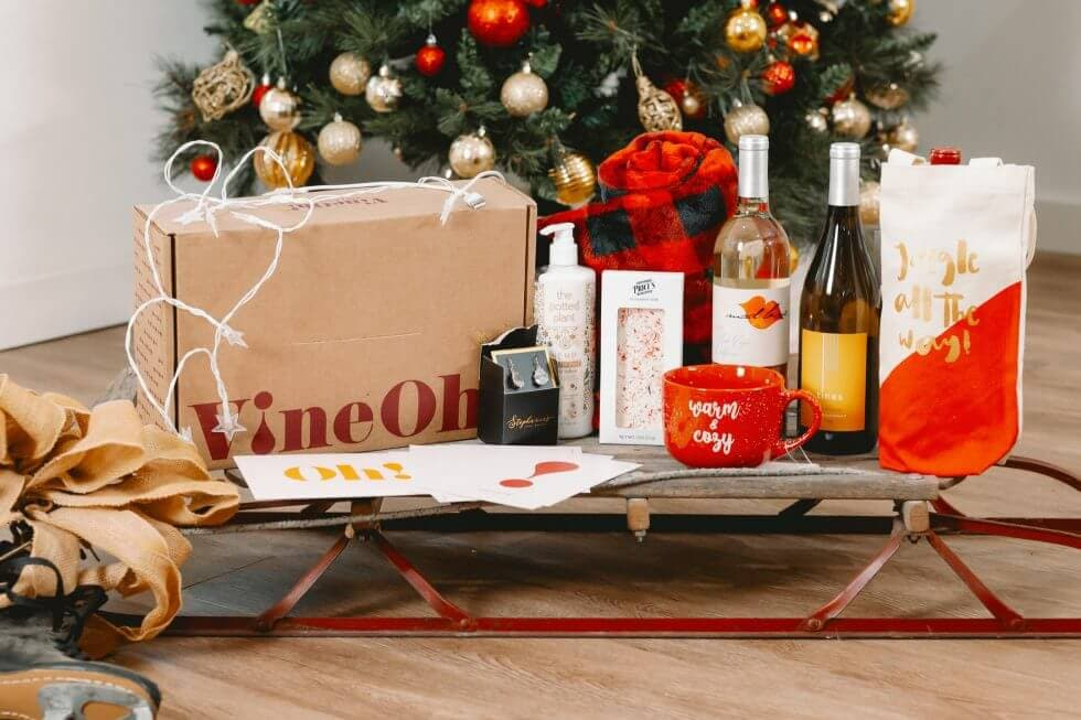 Vine Oh! Wine Club and Wine Subscription Boxes USA