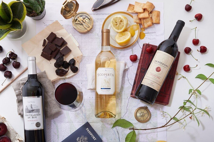 Vinesse Wine Club and Subscription Box