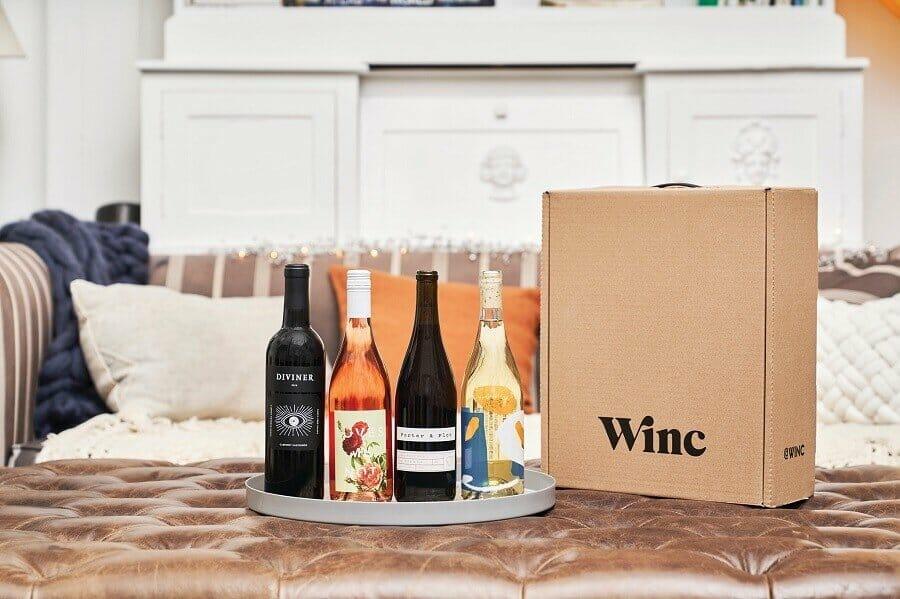 Winc Winc Club and Wine Subscription Box