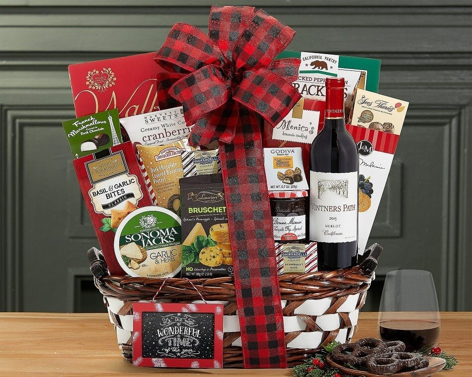 Wine Country Gift Basket Delivery in San Diego