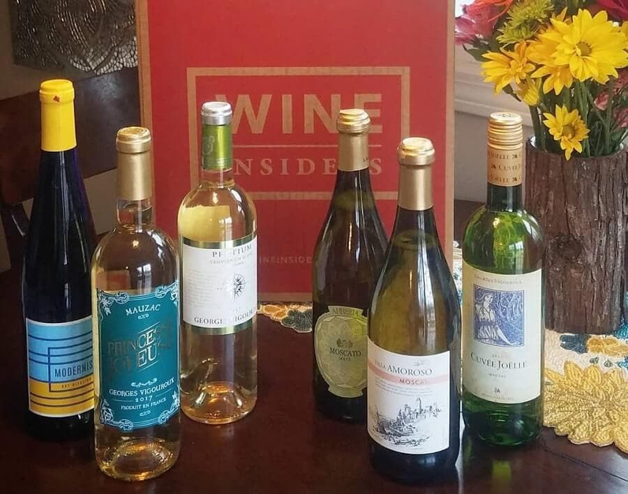 Wine Insiders Subscription Box