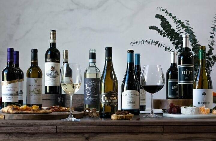 Zagat Wine Club