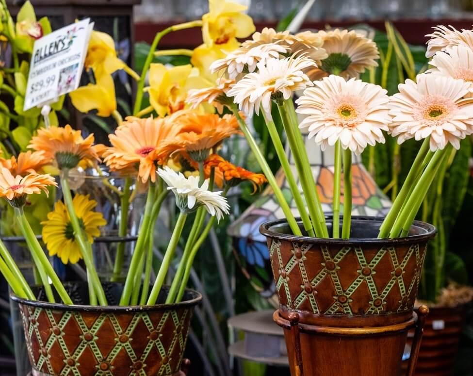 Allen's Flower Market in Long Beach CA