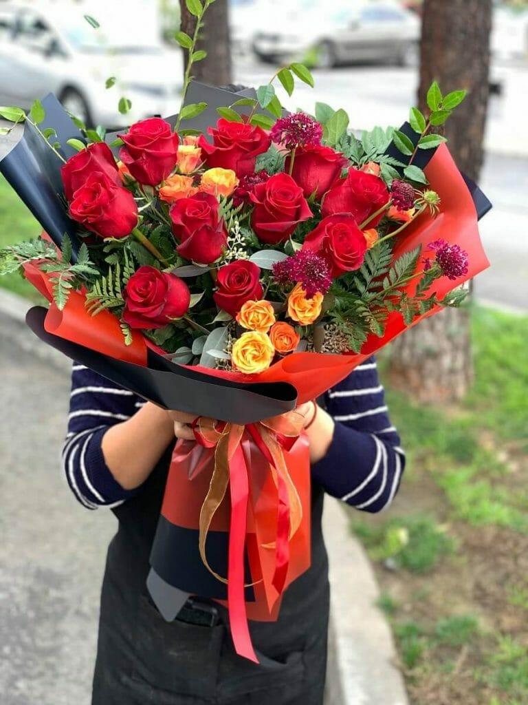 Dan Nhi Flowers and Gifts in Rosemead, California