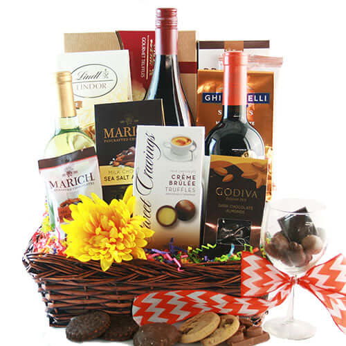 Design It Yourself Gift Basket Delivery in Houston Texas