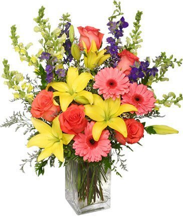 Lancaster Florist and Flower Delivery in Lancaster, CA