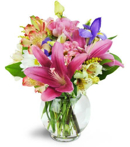 M's Flower Shop and Same Day flower delivery in Montebello, California