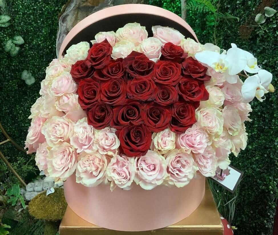 My Amore Flower Shop in Montebello, California