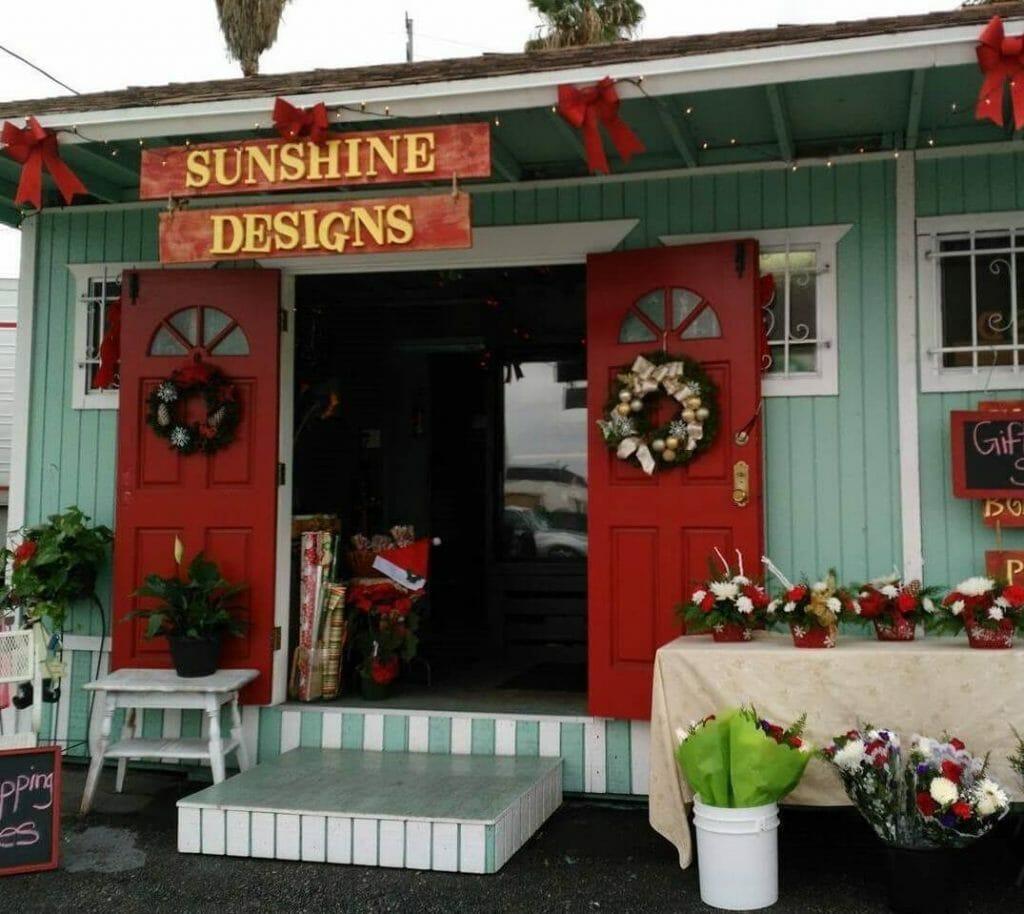 Sunshine Designs Flower Shop in Pico Rivera, California