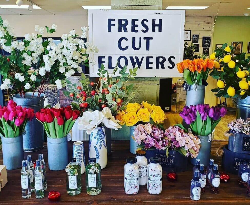 TCU Florist in Fort Worth Texas