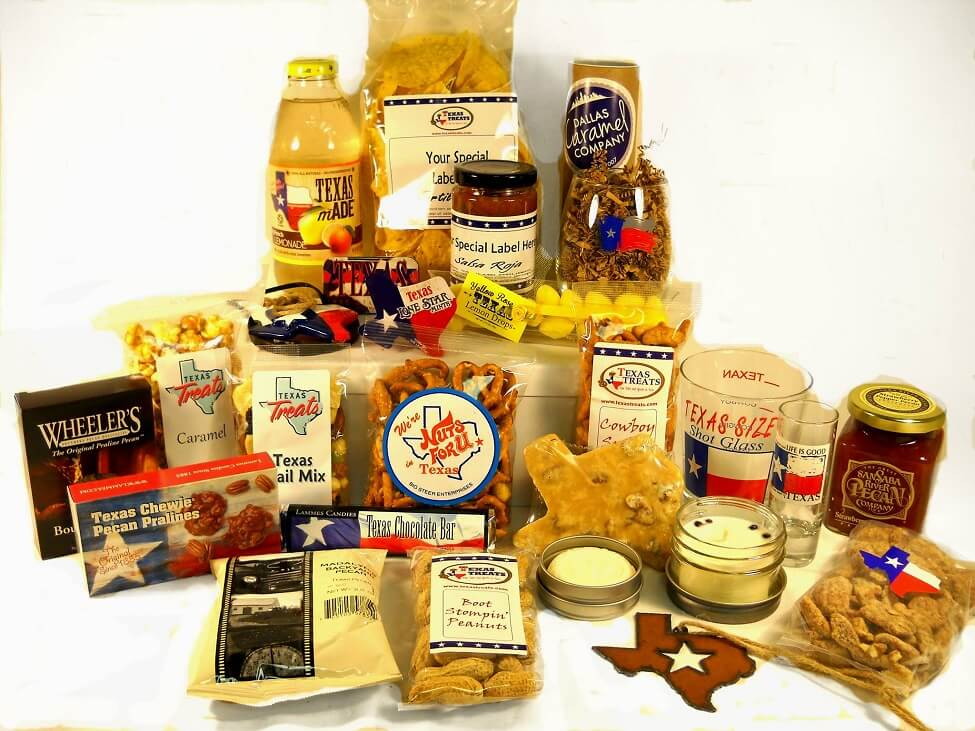 Texas Treats Gift Basket Delivery in Houston TX
