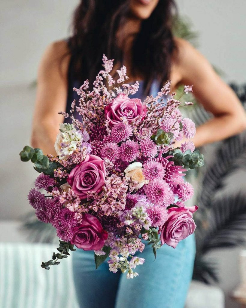 The Bouqs Miami Flower Delivery