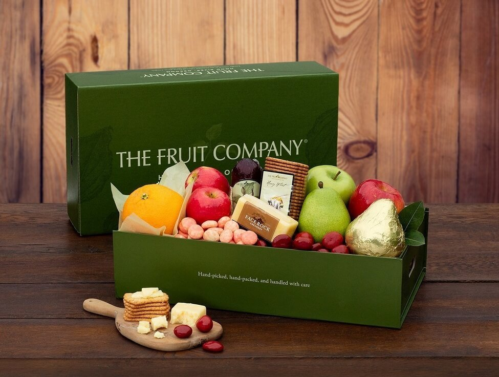 The Fruit Company Gift Box Delivery in Houston Texas