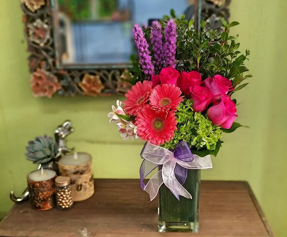 Athletic Club Flower Shop Delivery in Hollywood, CA