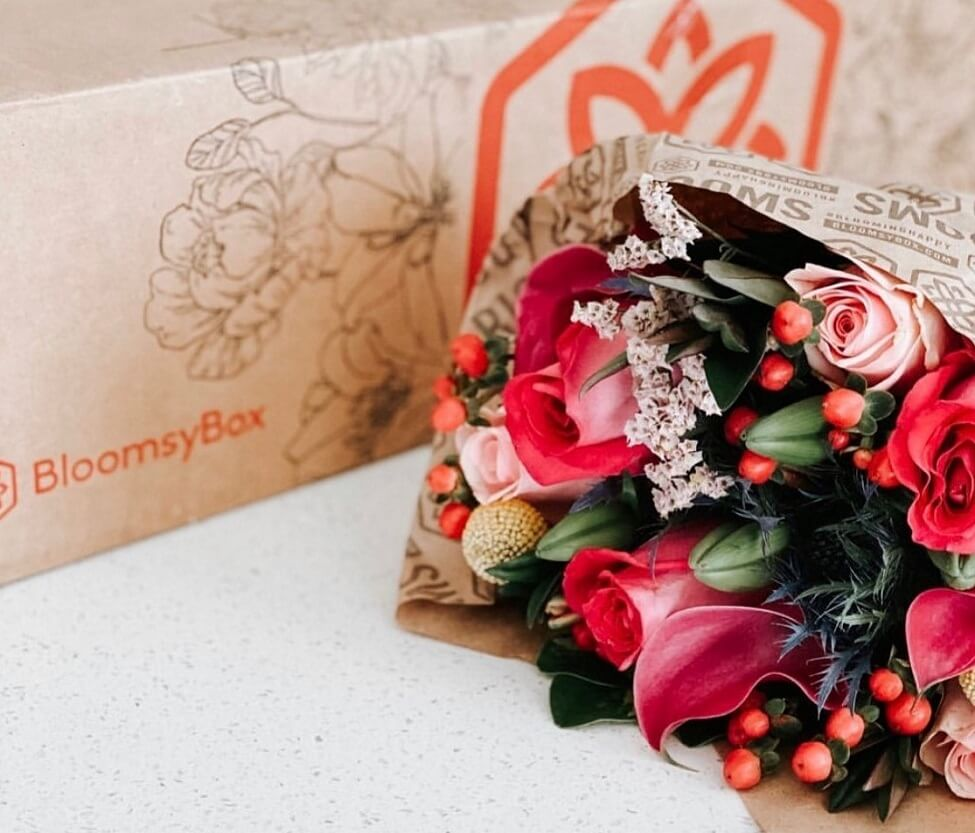 BloomsyBox Flower Delivery in the USA
