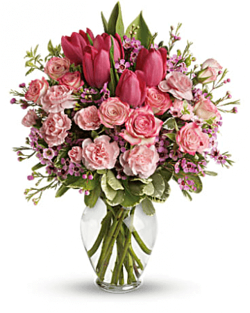 California Floral Company and Flower Delivery in Chinatown, Los Angeles