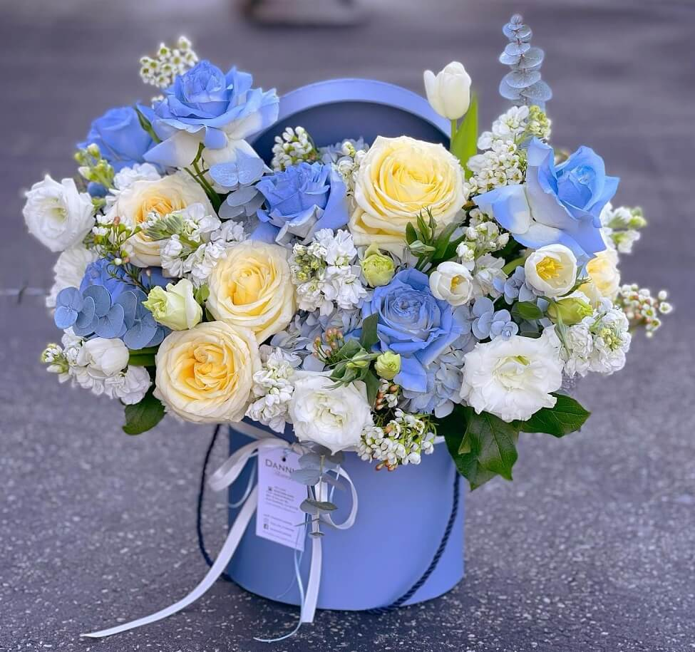 Dan Nhi Flowers & Gifts Delivery in Temple City, CA