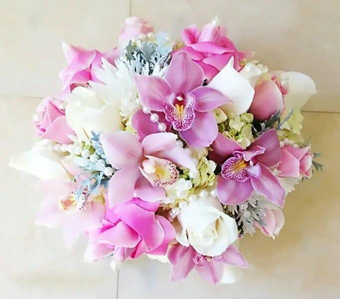 Le Jardin Privé flower delivery in Burbank California