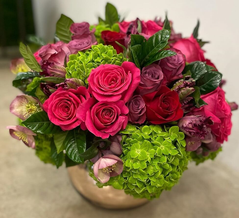 Mosaic Floral and Event Design in West Hollywood, California