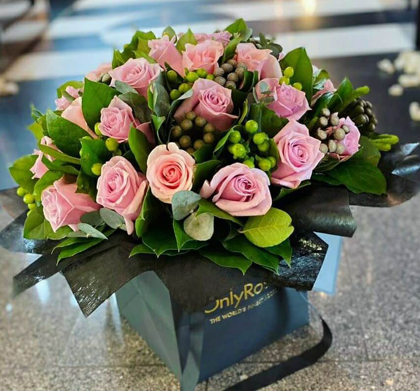 Only Roses Flower Delivery in Beverly Hills, CA