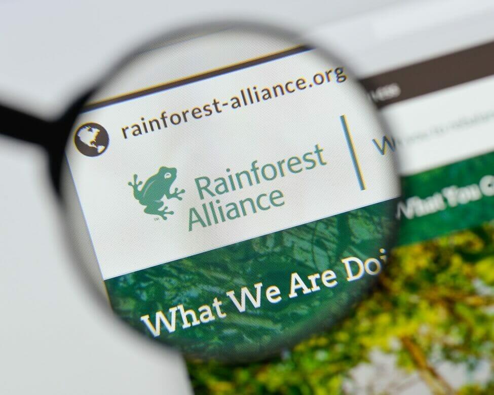 Rainforest Alliance Certified Flower Farms
