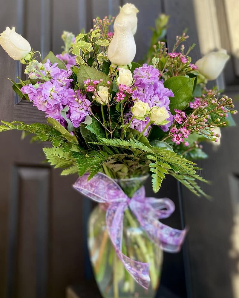 Suzzann's Flowers for delivery in Claremont, CA